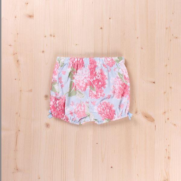 Image de Short bebé Bouquet con lazos
