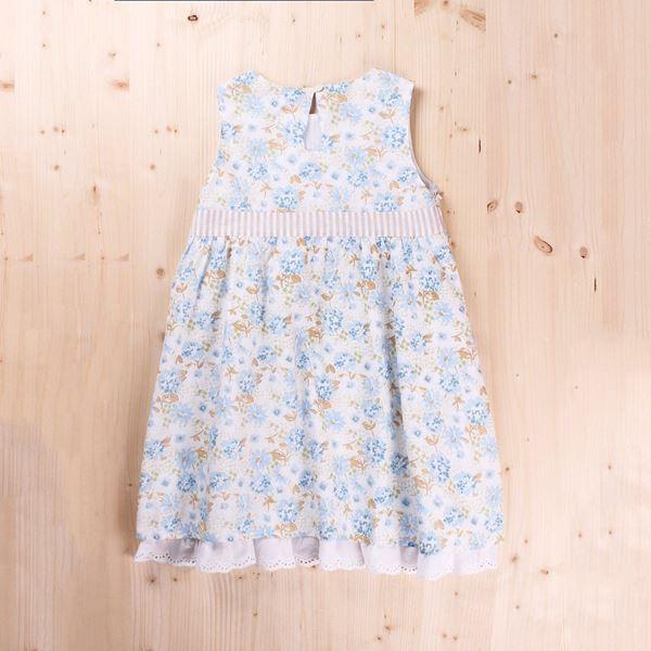 Imagen de Vestido Junior Petunia Corte Cintura