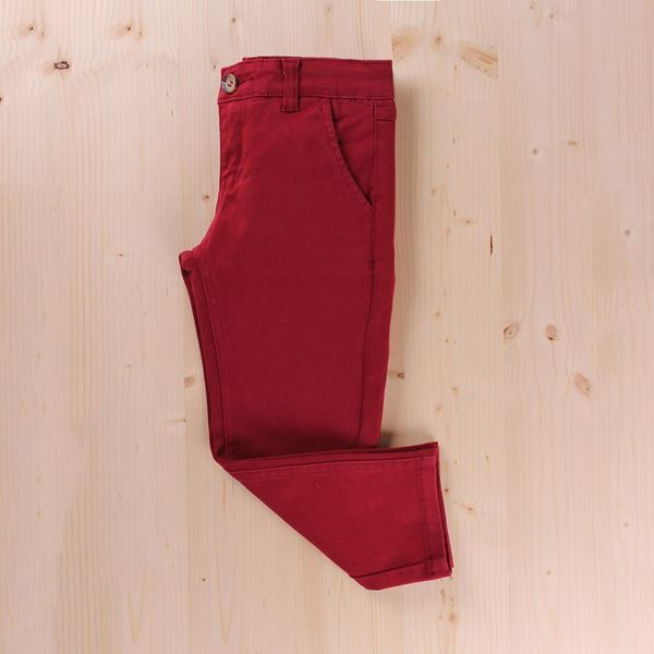 Image de PANTALON JUNIOR GRANATE