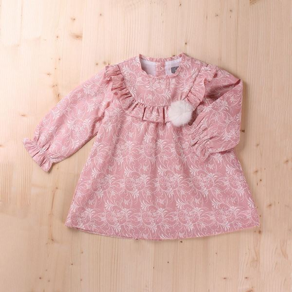 Picture of VESTIDO BEBÉ TINY RABBIT