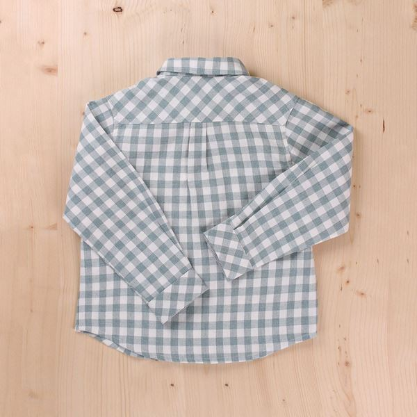 Picture of CAMISA CUADROS MATCHALATTE