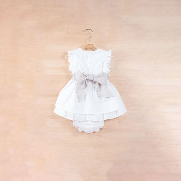Picture of Vestido bb Lotus plumeti