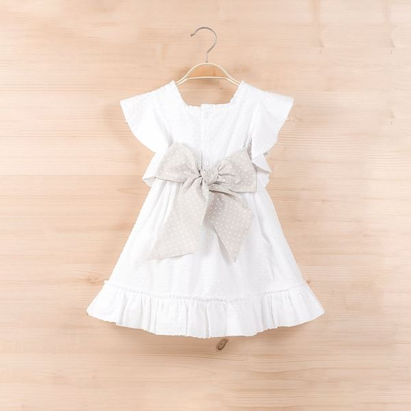 Picture of Vestido jr. Lotus plumeti