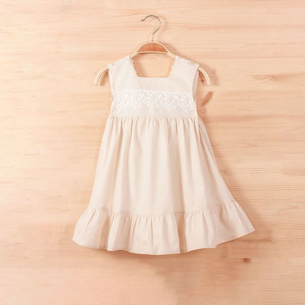 Picture of Vestido jr. Macchiato guipur