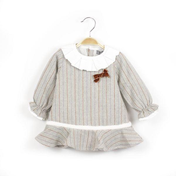 Image de Vestido bebé Copito de nieve