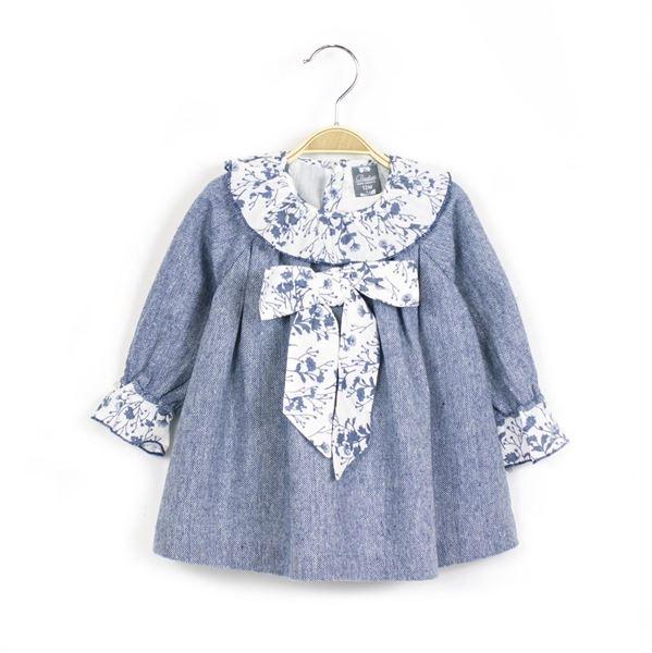 Image de Vestido bebé floral Vintage