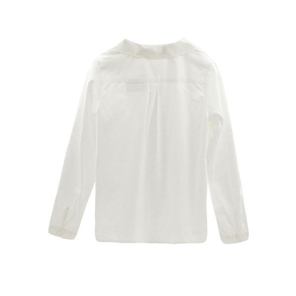 Picture of CAMISA FLORES BLANCAS