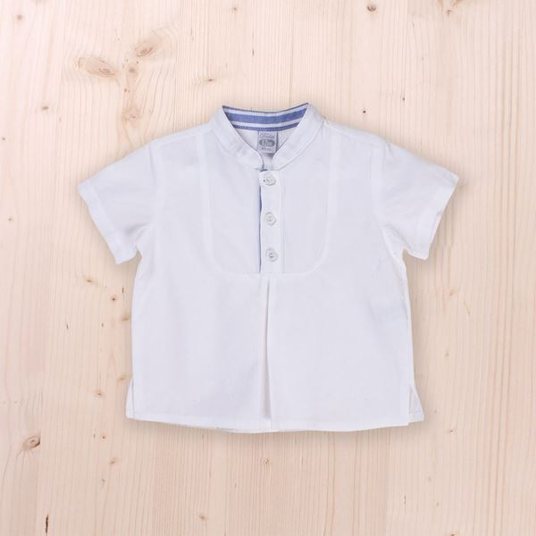 Picture of Camisa blanca bebe