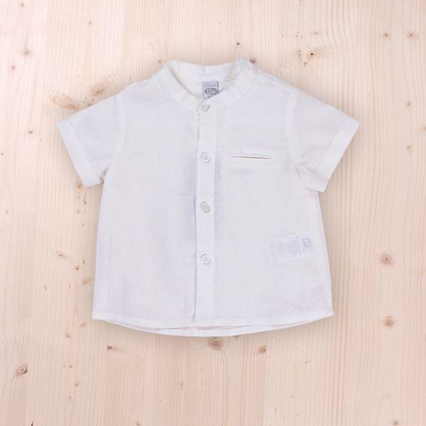 Image de Camisa blanca bebe