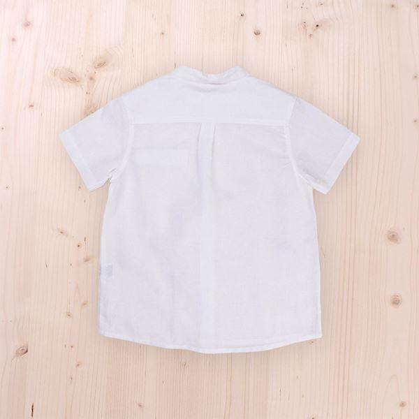 Imagen de Camisa blanca manga corta niño