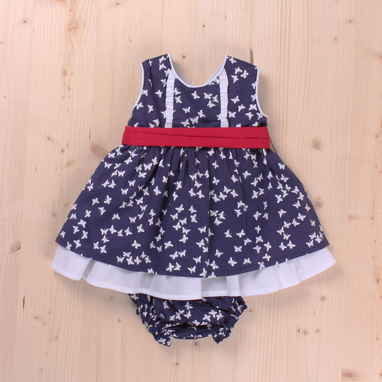 7e61245da Vestido niña bebe. Dadati - Moda infantil