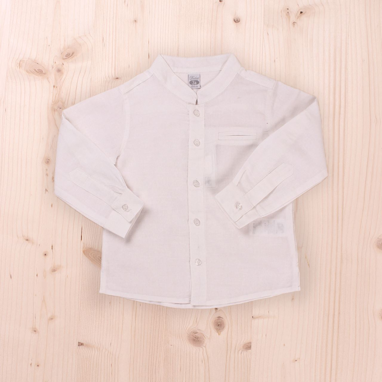 Picture of Camisa blanca bb