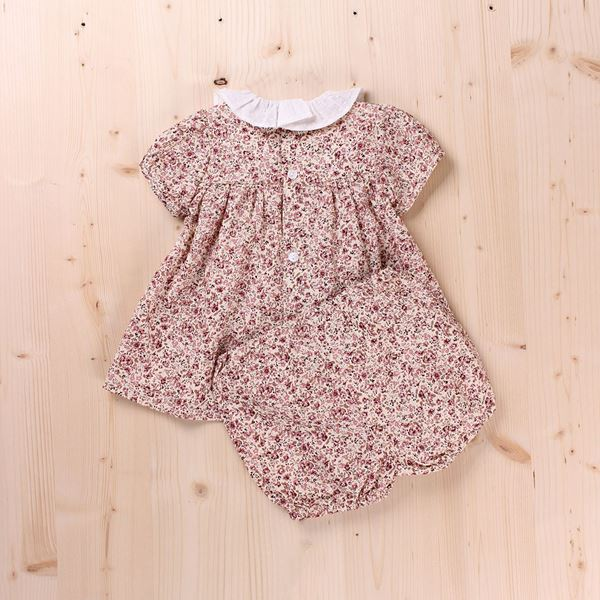 Picture of CONJUNTO MINI SMOCK JESUSITO