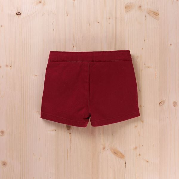 Picture of PANTALON BEBÉ SHORT GABARDINA