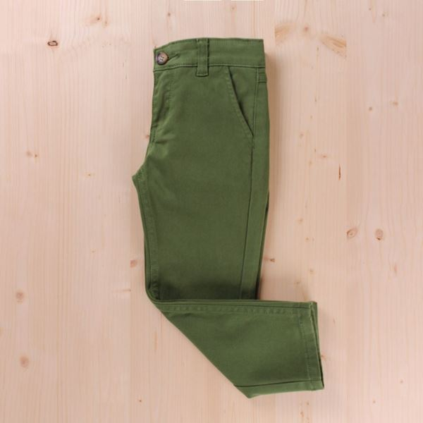 Picture of PANTALON JUNIOR CHINO GABARDINA