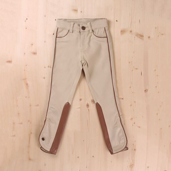 Picture of PANTALON DE MONTAR CAMEL