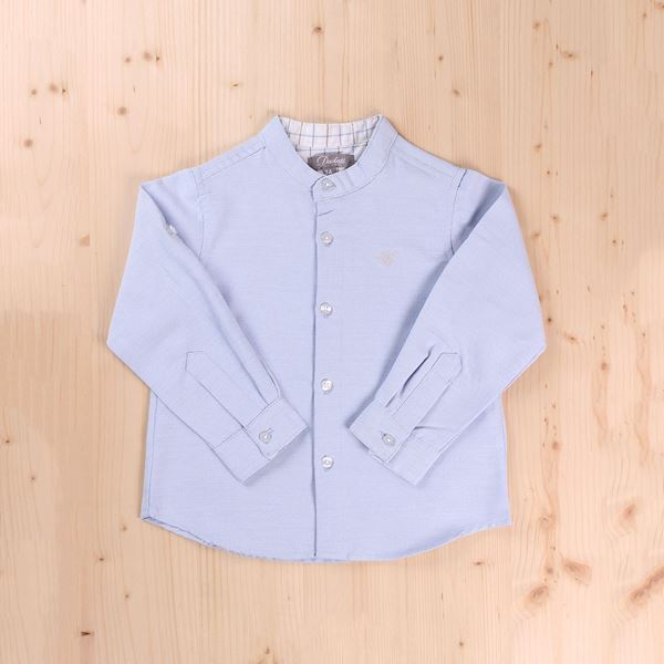 Image de CAMISA JR OXFORD CUELLO MAO