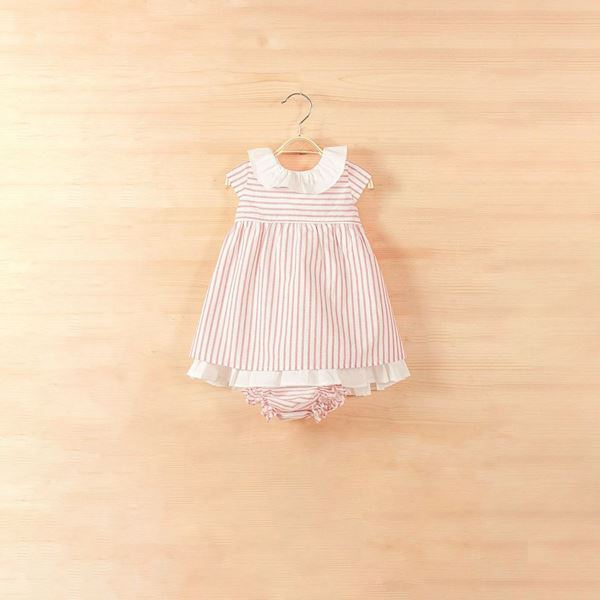 Picture of Vestido bb Chili rayas