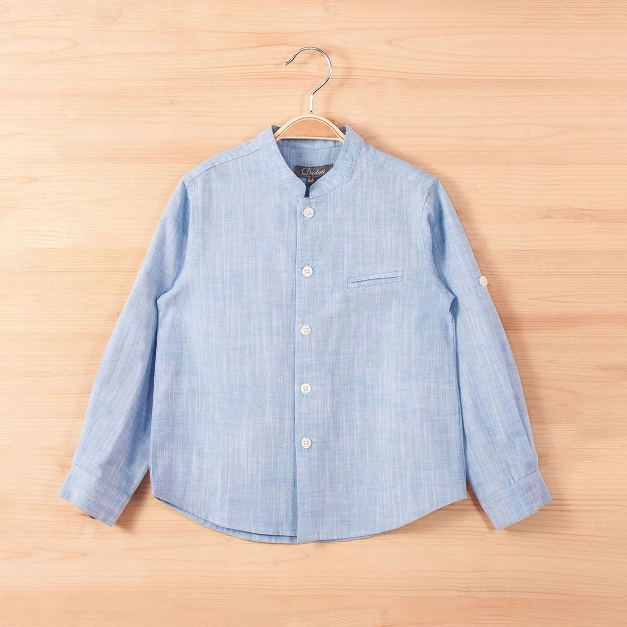 Imagen de Camisa jr brisa azul