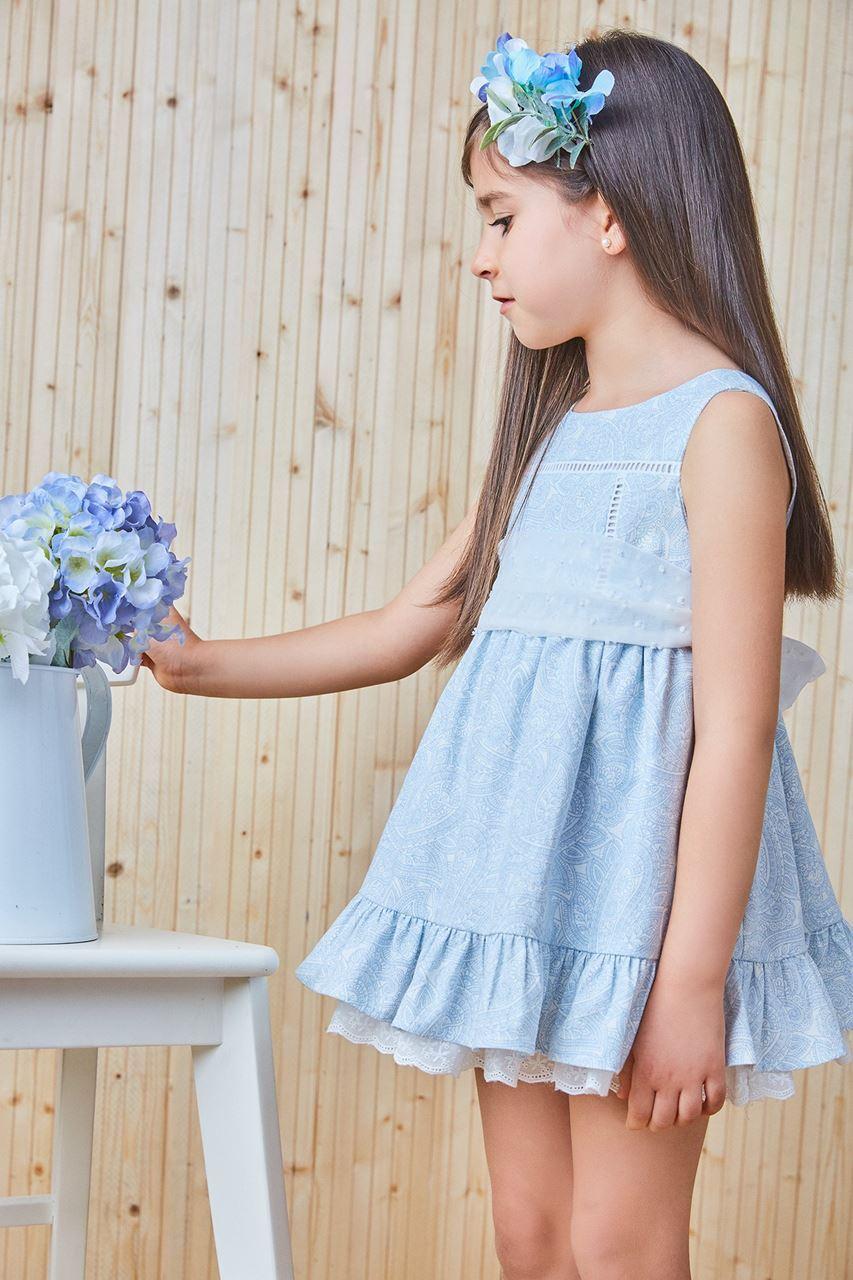 Imagen de Vestido jr Ice floral
