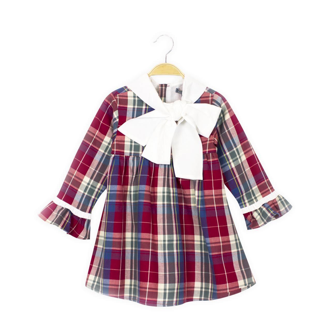 f642a0d1b Vestido Soldadito de Plomo. Dadati - Moda infantil
