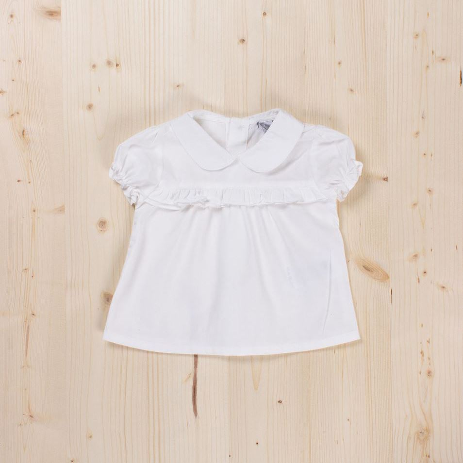 Imagen de Blusa blanca bb