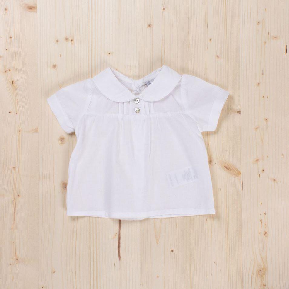 Image sur Camisa blanca nb