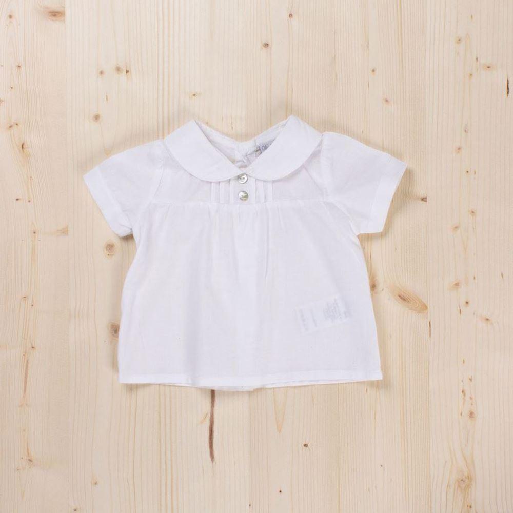 Image de Camisa blanca nb