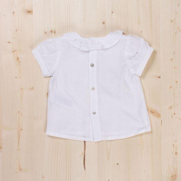Imagen de Camisa blanca bb