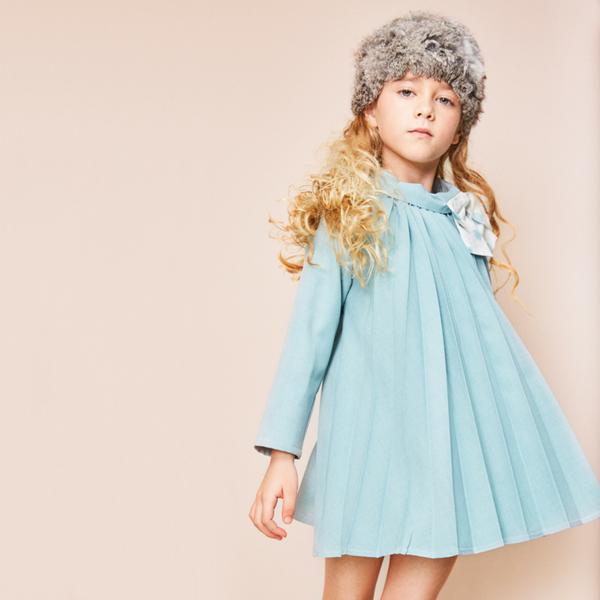 Imagen de Vestido plisado La princesa del guisante