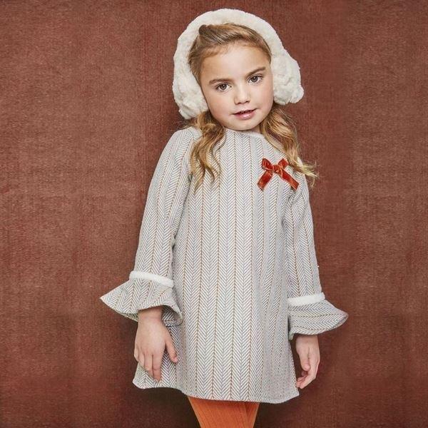 Imagen de Vestido Copito de nieve