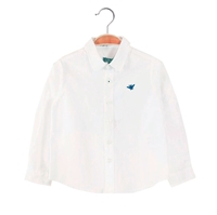 Picture of CAMISA DE NIÑO EN BLANCO MANGA LARGA