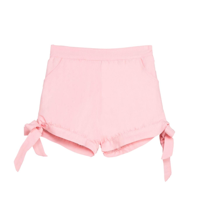 Imagen de Short de niña en rosa con lazos