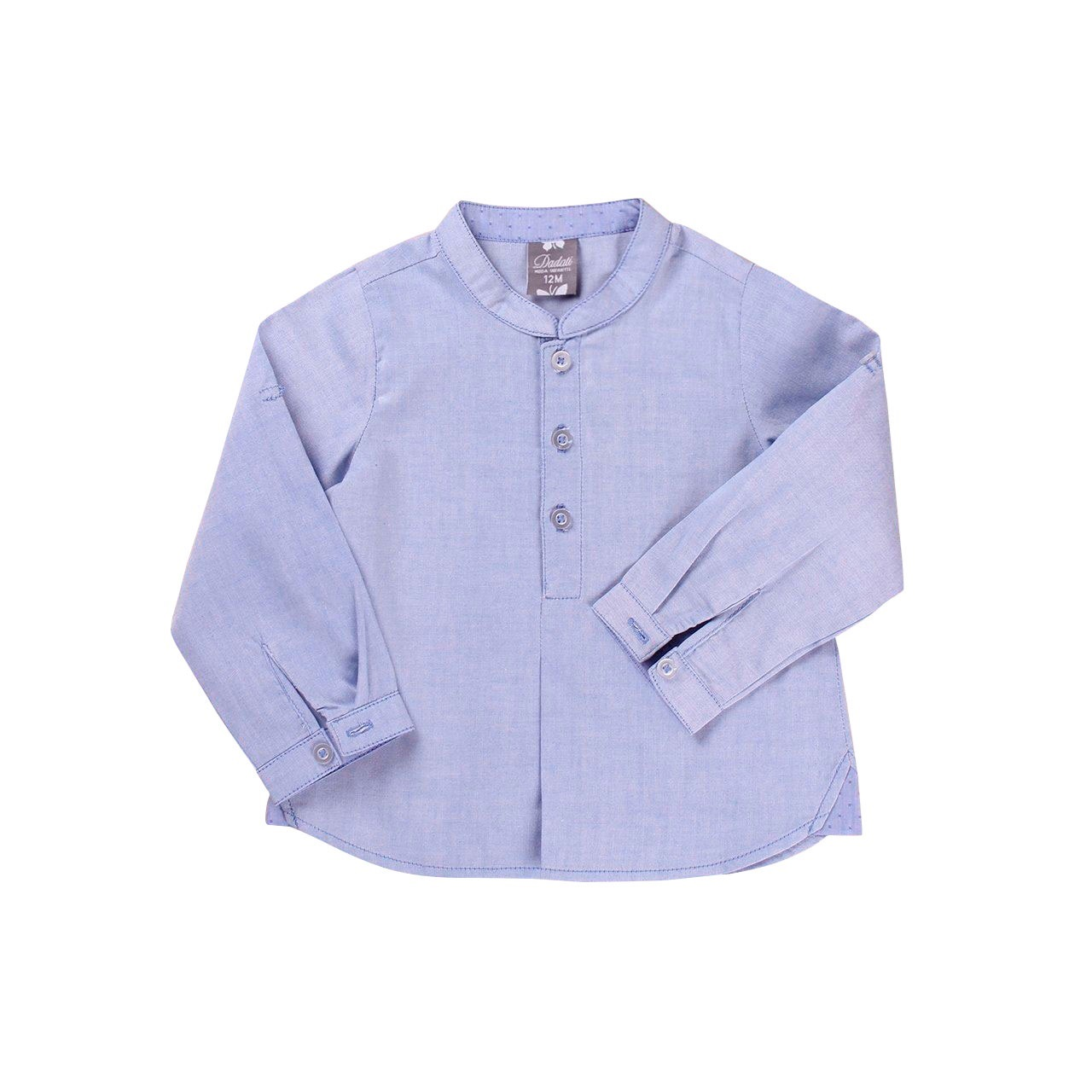 Imagen de Camisa bebé oxford azul
