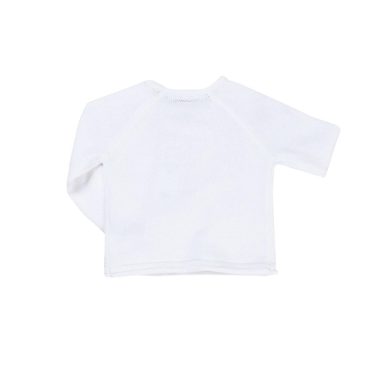 Imagen de Jersey blanco bebe