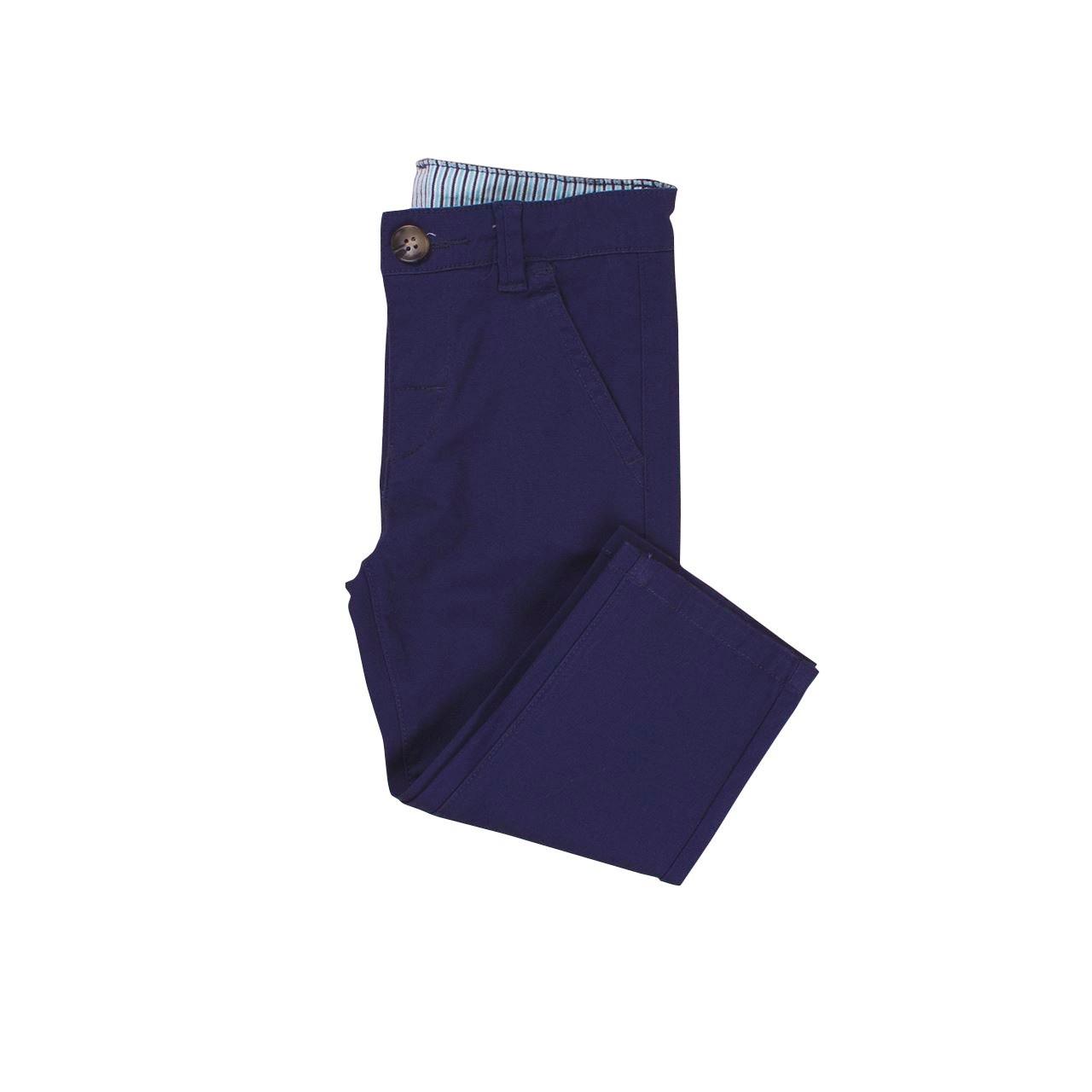 Imagen de Pantalón azul bb
