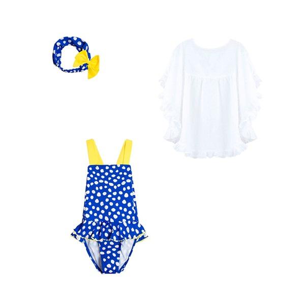 Imagen de LOOK Tuttifrutti niña bañador