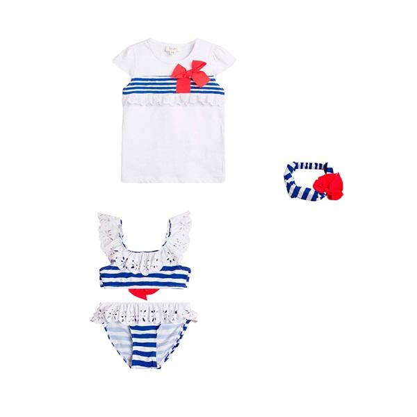 Picture of LOOK Marinera niña bikini