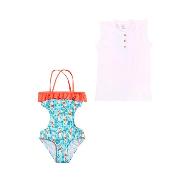 Picture of LOOK Splash niña trikini