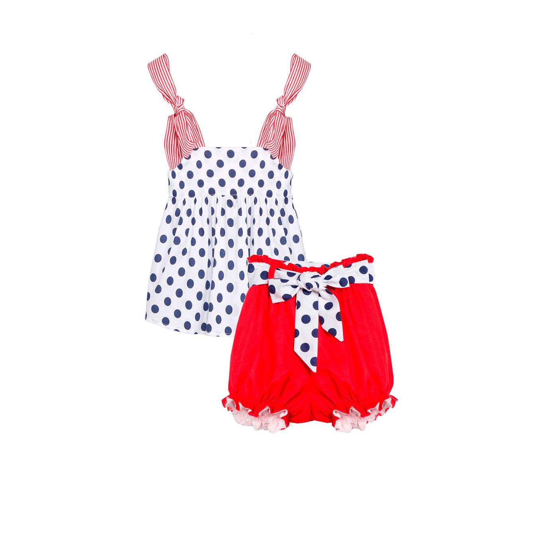 538325265 LOOK Sandia niña lazo. Dadati - Moda infantil