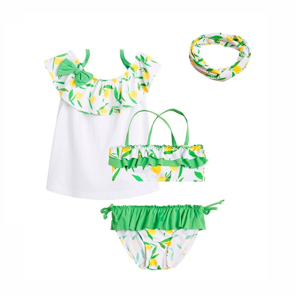 Picture of LOOK Limonada niña bikini