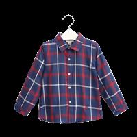 Imagen de Camisa junior cuadros azules marsella