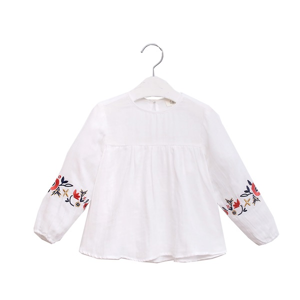 Picture of blusa boho con bordados