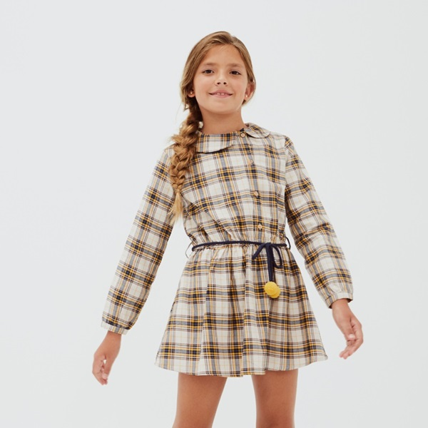 Image de Vestido niña Pinocho