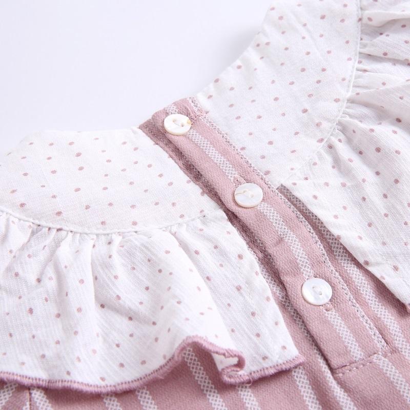 Picture of Vestido bb rayas rosas