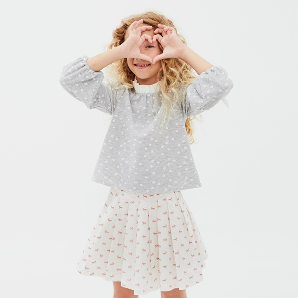 Imagen de LOOK Little Bunny falda