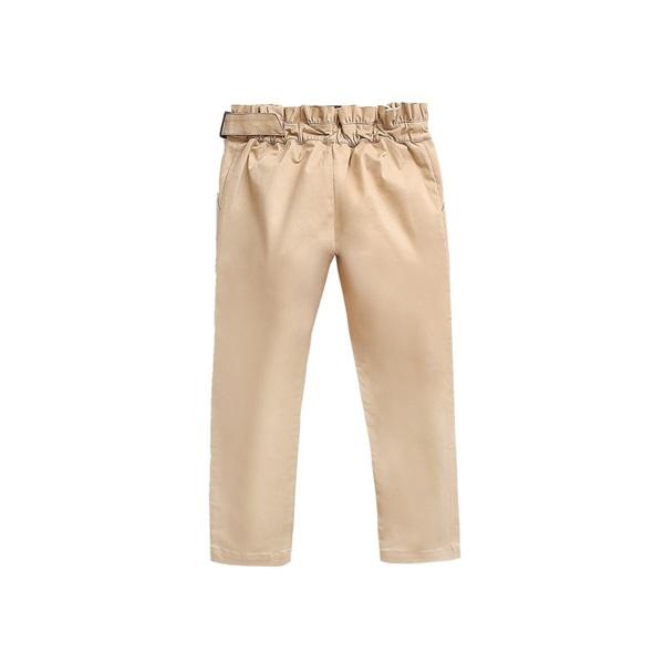 Picture of pantalon camel con cinturon