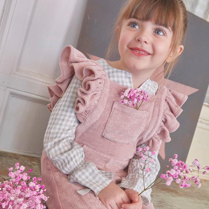 Picture of peto chenilla rosa