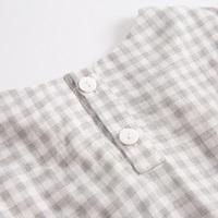 Picture of blusa de vichy gris