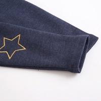 Imagen de Sudadera junior marino estrella